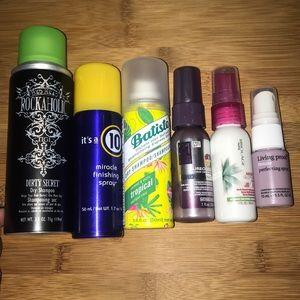 High end hair care bundle!